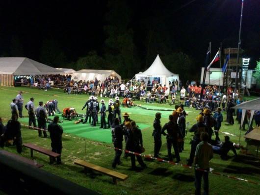 2. nočno gasilsko tekmovanje