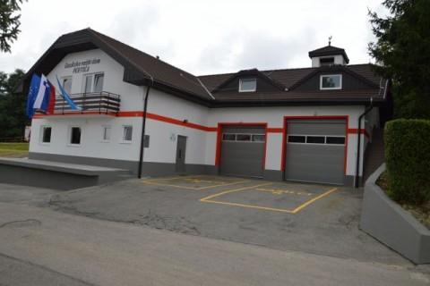 Prostovoljno gasilsko društvo Pertoča