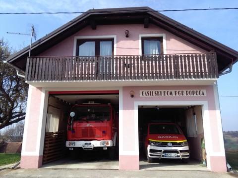 Prostovoljno gasilsko društvo Ropoča