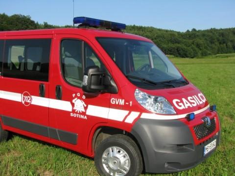 Prostovoljno gasilsko društvo Sotina
