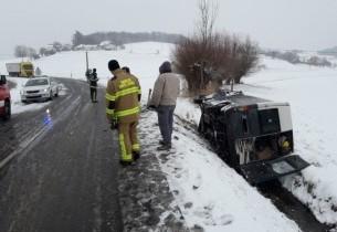 Prometna nesreča Serdica