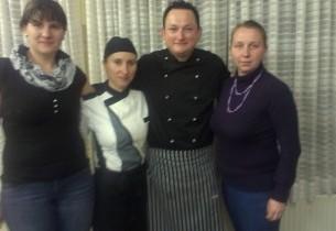 Gasilki PGD Pertoča kuhata s Fredijem