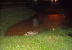 Obilne padavine 13.9.2014