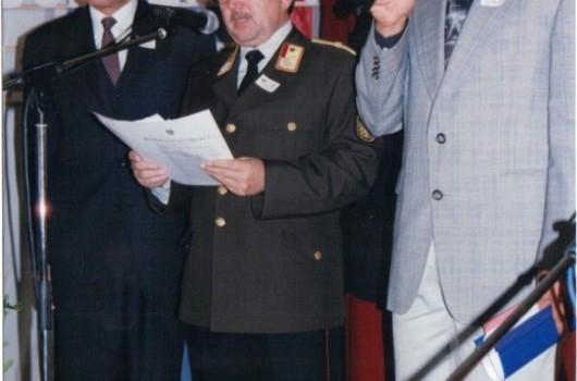 Karel Stix in Manfred Seidel