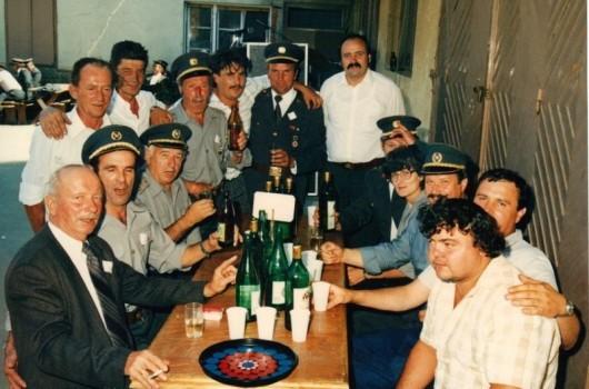 Gostje iz PGD Malečnik pri Mariboru