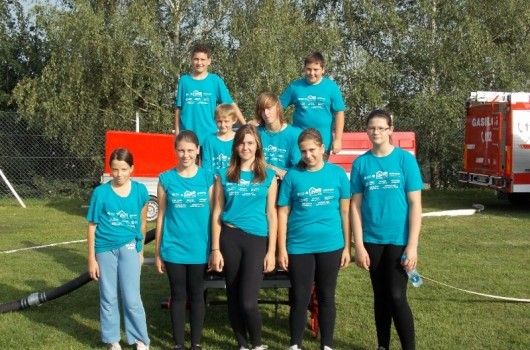 Ekipa mladincev