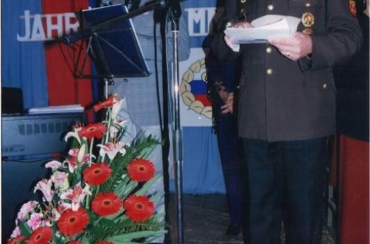 Heinz Raschke, poveljnik gasilcev iz Avstrije