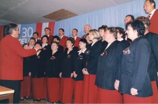 Mešani pevski zbor KPD Rogašovci