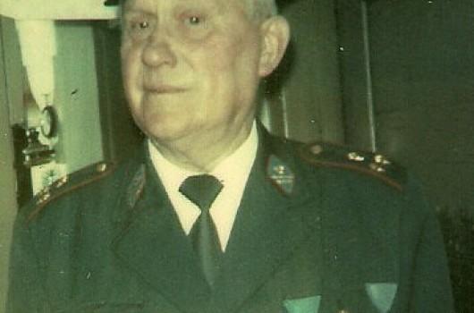 Bertalanič Janez - dolgoletni tajnik društva