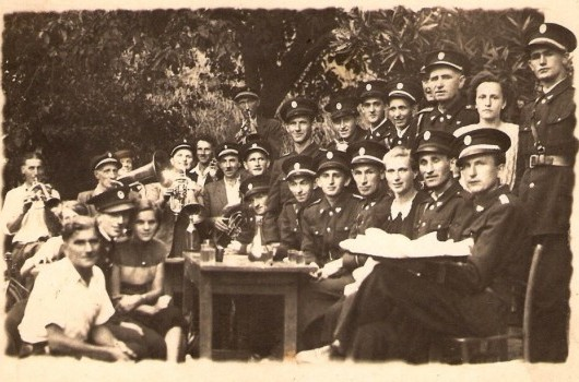 Gasilci iz leta 1952