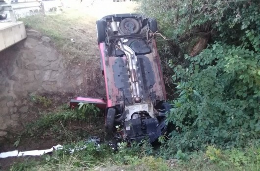 Prometna nesreča Sveti Jurij