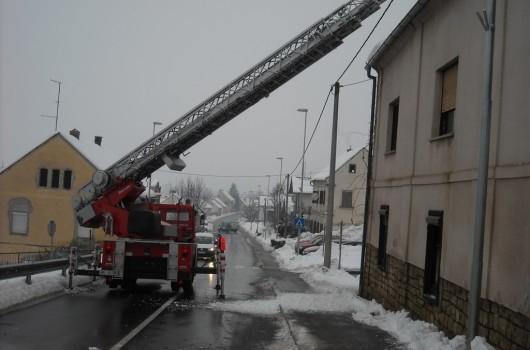 Odstranjevanja snega Rogašovci