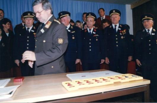Prejemniki gasilskih odlikovanj republike Avstrije