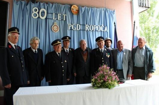 Veterani PGD Ropoča
