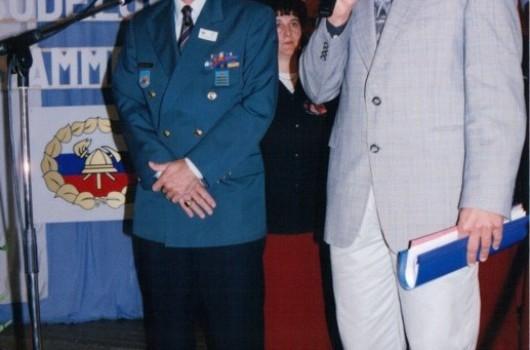 Miran Bogataj, poveljnik CZ republike Slovenije