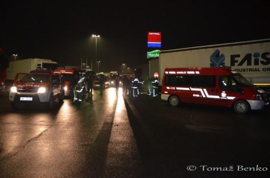 Pomoč GZ Rogašovci v občinah Vrhnika in Logatec - ŽLED  februar 2014