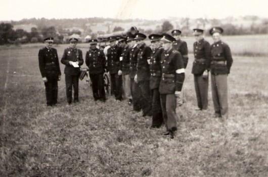 Pertoški gasilci leta 1948