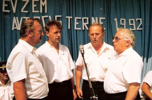 Kvartet radia Murska Sobota