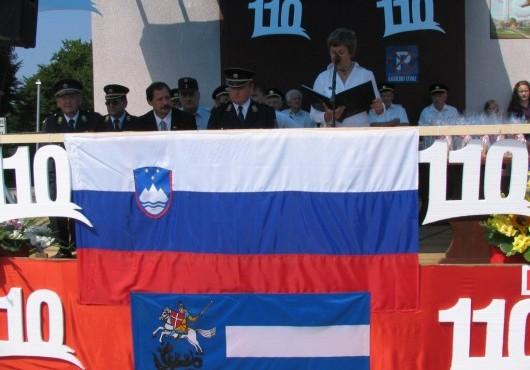 110 let PGD Fikšinci