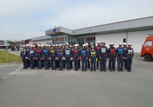 Regijsko gasilsko tekmovanje 2013