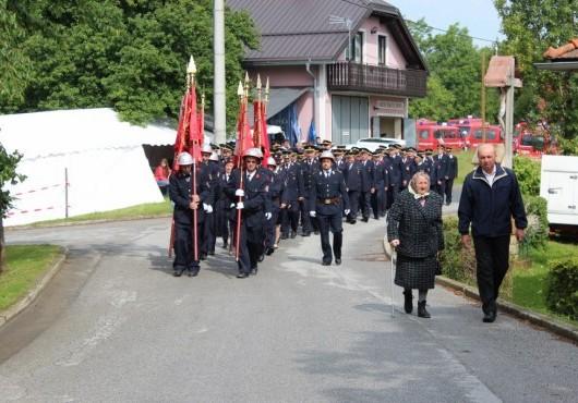 80. obletnica PGD Ropoča