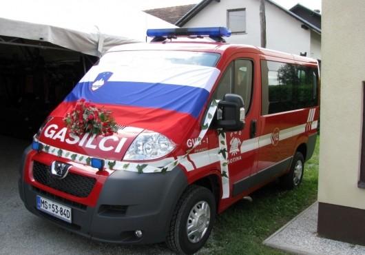 Prevzem GVM-1 Sotina -2008