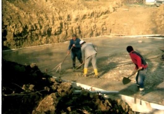 Gradnja gasilskega doma