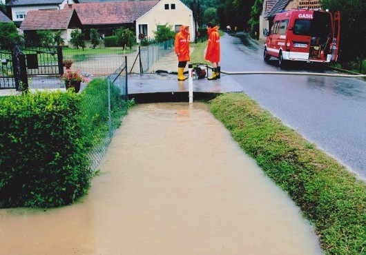 Poplave v Serdici - 2009