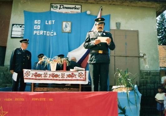 60 let PGD Pertoča